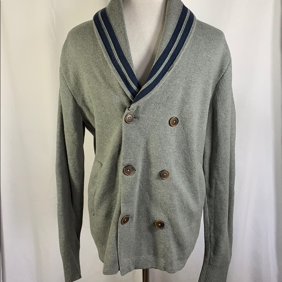 Tommy Hilfiger Other - Tommy Hilfiger | Varsity Cardigan Double Breasted